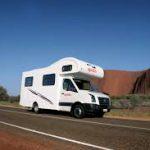 Reis Australië rond in een camper